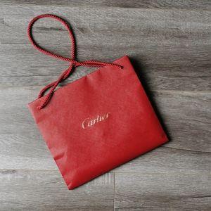 Cartier Paper Shopping Bag